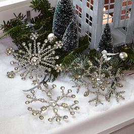 Weihnachtsschmuck 3er-Set Gabriac