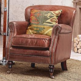 sessel im vintage landhausstil loberon. Black Bedroom Furniture Sets. Home Design Ideas