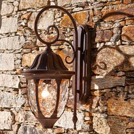 Außenwandlampe Herrère