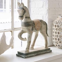 Deko-Pferd Fabien
