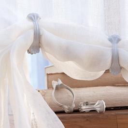 gardinenstangen im stil antik vintage landhaus kaufen loberon. Black Bedroom Furniture Sets. Home Design Ideas