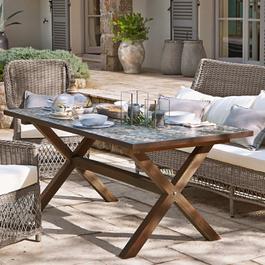tische und beistelltische f r terrasse und balkon im loberon online shop entdecken. Black Bedroom Furniture Sets. Home Design Ideas