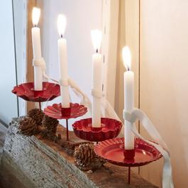 Kerzenhalter 4er Set Rosika