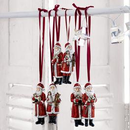 Weihnachtsmann 6er-Set Corvin