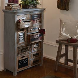 kommode aus mango pappel oder kiefernholz bestellen. Black Bedroom Furniture Sets. Home Design Ideas