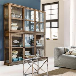 schr nke und regale online kaufen im vintage style bei loberon. Black Bedroom Furniture Sets. Home Design Ideas