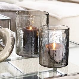 Windlichter Kerzenstander Aus Glas Holz Metall Loberon