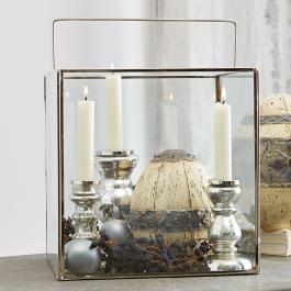 Kerzenständer 3er-Set Semilly