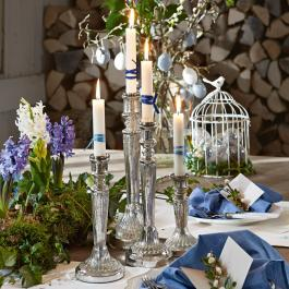 Kerzenständer 4er Set Selby