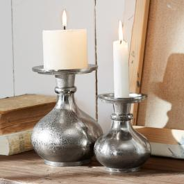 Kerzenständer 2er Set Luela