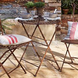 Tische Und Beistelltische Für Terrasse Und Balkon | Im Loberon ... Tisch Fur Balkon Outdoor Bereich