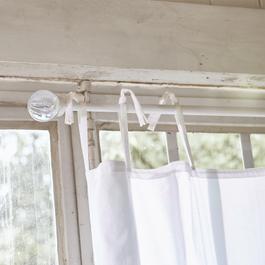 gardinenstangen online kaufen vintage gardinenstangen von loberon. Black Bedroom Furniture Sets. Home Design Ideas