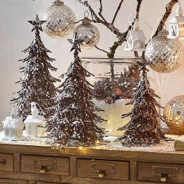 weihnachtsaccessoires festlicher schmuck und edle deko. Black Bedroom Furniture Sets. Home Design Ideas