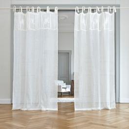 gardinen und vorh nge online kaufen stilvolle auswahl bei loberon. Black Bedroom Furniture Sets. Home Design Ideas