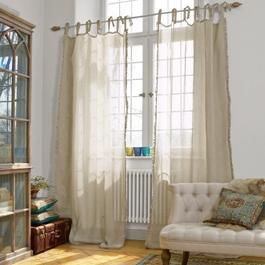 gardinen und vorh nge im landhausstil online kaufen loberon. Black Bedroom Furniture Sets. Home Design Ideas