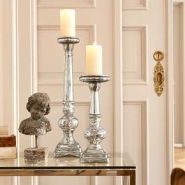 Kerzenständer 2er-Set Charlene