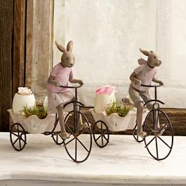 Hase 2er-Set Racing Rabbits