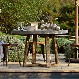 Outdoor Möbel Online-shop Von Loberon | Outdoor Möbel Online Kaufen Tisch Fur Balkon Outdoor Bereich
