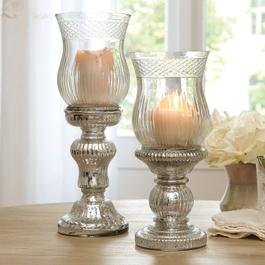 Kerzenständer 2er Set Luisant