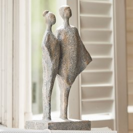Skulptur Teslin