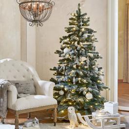 Weihnachtsbaum Mannier