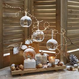 Weihnachtsschmuck 4er Set Animals