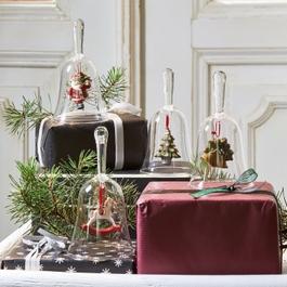 Weihnachtsglocke 4er Set Aribelle