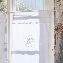 Gardinenstange Epping antikweiß
