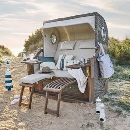 Strandkorb Clifford Beach