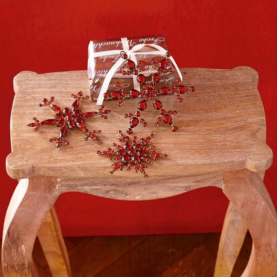 Weihnachtsschmuck 3er-Set Selia