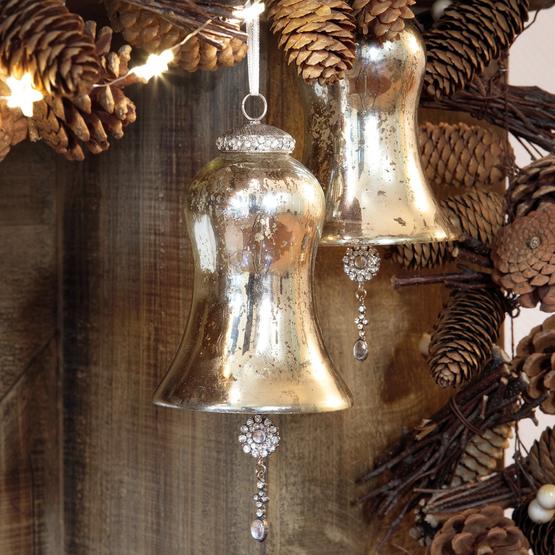 Weihnachtsschmuck 2er-Set Manon