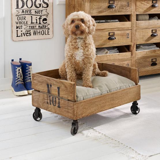 Hundebett Luppy