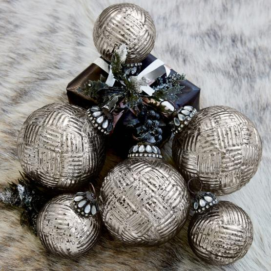 Weihnachtsschmuck 6er Set Lally