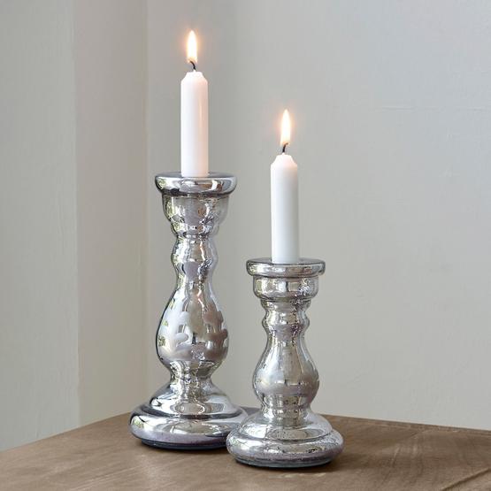 Kerzenständer 2er Set Cera