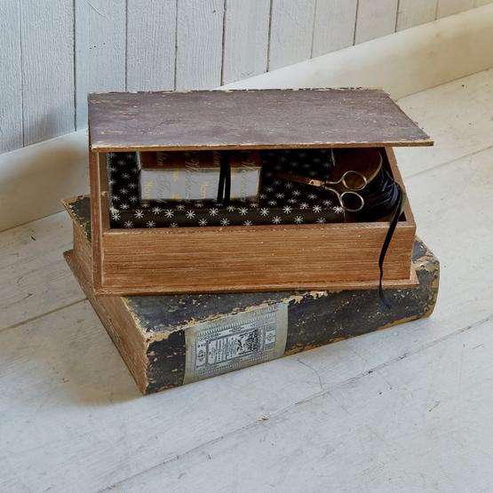 Buchschatulle 2er Set Serrigny