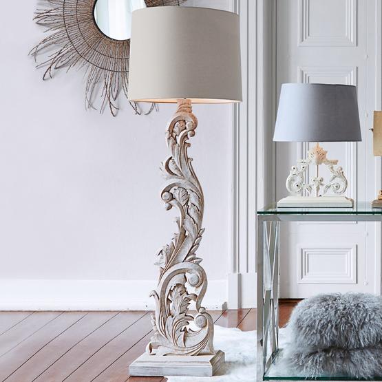 Stehlampe Talisha