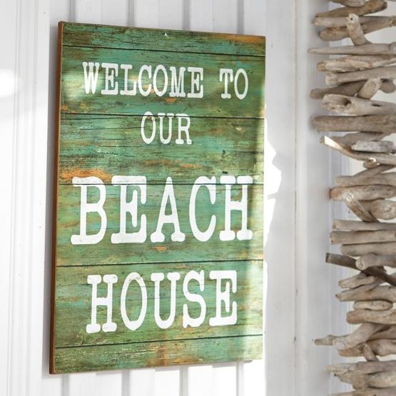 Dekoboard Beach House