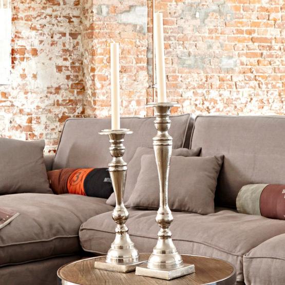 Kerzenständer 2er Set Tudor