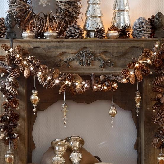 lichterkette stars loberon coming home. Black Bedroom Furniture Sets. Home Design Ideas