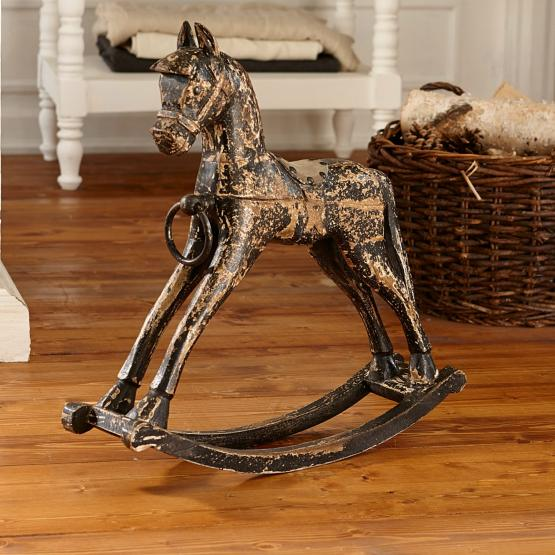 Deko-Pferd Rocking Horse