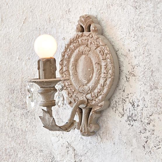 Wandlampe Lanfains