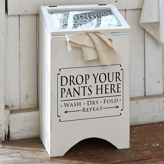 Wäschebox Drop it
