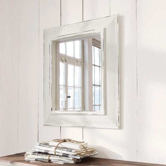Spiegel mit Vintage-Rahmen