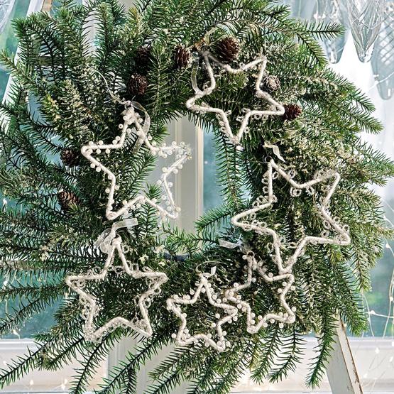 Weihnachtsbaumschmuck 6er Set Bellevie