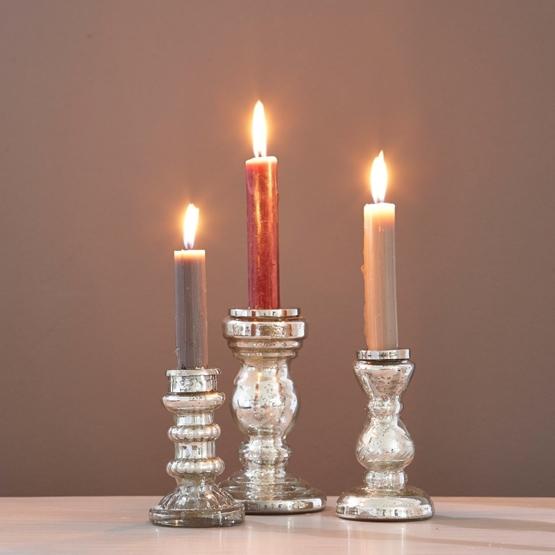 Kerzenständer 3er Set Semilly