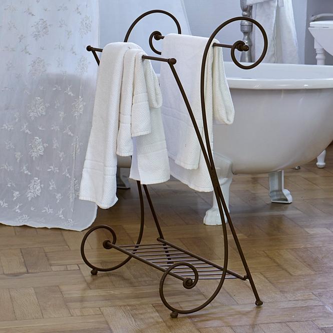 Handtuchhalter Tamarin - Landhaus Look