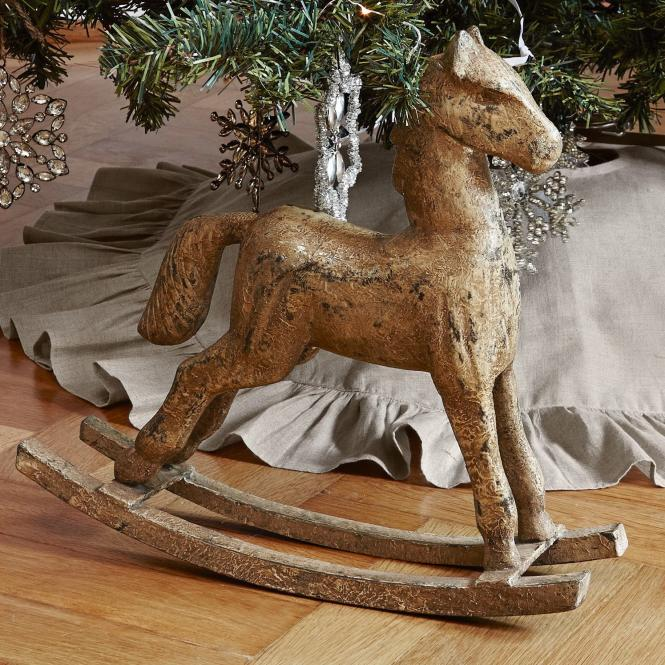 Deko-Pferd Wilkie
