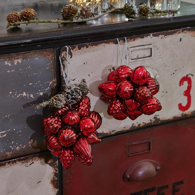 Weihnachtsschmuck 2er Set Mirette