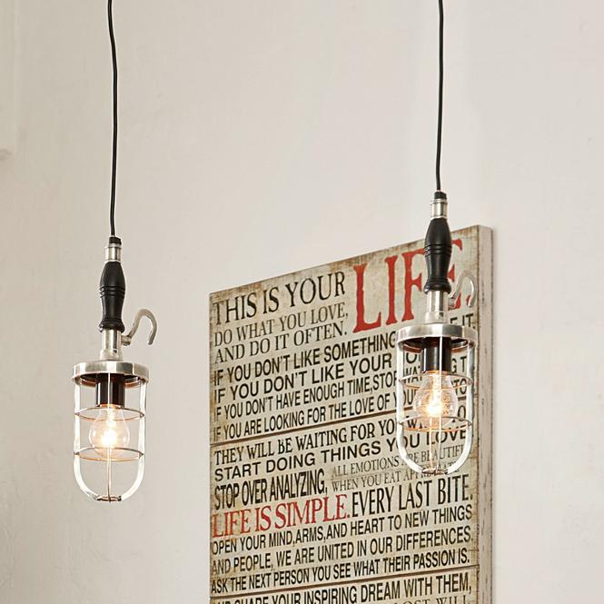 H�ngelampe Darcy