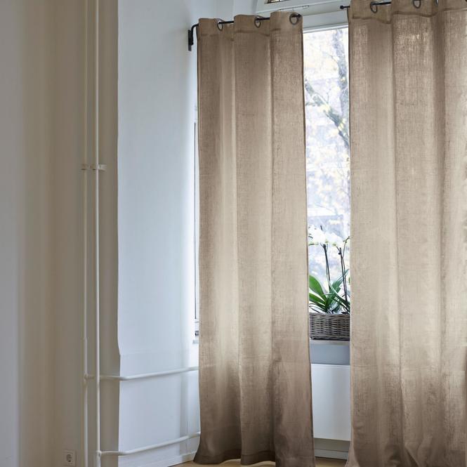 gardine salinas loberon coming home. Black Bedroom Furniture Sets. Home Design Ideas